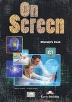 on screen c1 student's book (int) 9781471568121