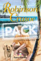 robinson crusoe (includes cd & glossary) daniel defoe elizabeth gray 9781842161821