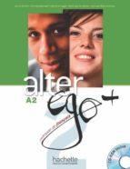 alter ego plus 2 alumno + cdrom 9782011558121