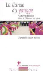 La danse du yangge por F.graezer-bideau PDF MOBI