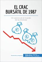 el crac bursátil de 1987 (ebook) 9782808003421