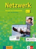 netzwerk a2 1 alumno+ejercicios+2cd+dvd 9783126061421