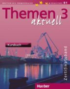 themen aktuell 3. kursbuch (niveaustufe b1)-9783190016921