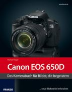 KAMERABUCH CANON EOS 650D