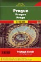 praga: plano de la ciudad (freytag and berndt) (1:20000)-9783850841221
