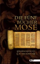 die fünf bücher mose (ebook)-c. h. mackintosh-9783892875321