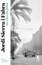 set dies de juliol (inspector mascarell 2) (ebook)-jordi sierra i fabra-9788401387821