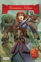 caballeros reino de la fantasia 3:el despertar de los gigantes-geronimo stilton-9788408130321
