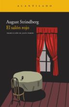 el salon rojo august strindberg 9788415277521