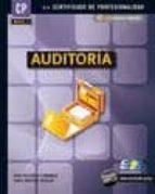 auditoria (certificado de profesionalidad)-joan pallerola comamala-9788415457121
