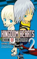 kingdom hearts chain of memories nº 02 shiro amano 9788416244621