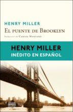 puente de brooklyn-henry miller-9788416259021
