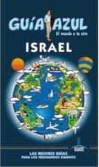israel 2015 (guia azul) (3ª ed.) daniel cabrera navarro 9788416408221