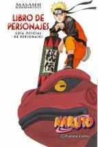 naruto guia nº03 libro de personajes masashi kishimoto 9788416889921
