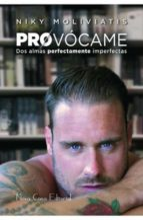 provócame-niky moliviatis-9788416942121