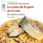 El libro de La cuina de la gent de la mar autor JUAN JOSÉ RODA EPUB!