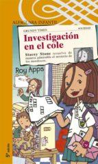investigacion en el cole roy apps 9788420465821