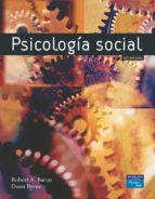 psicologia social robert a. baron donn byrne alvaro rodriguez carballeira 9788420543321