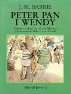 peter pan i wendy (luxe)-j. l. barrie-9788426127921