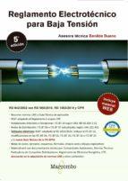 reglamento electrotecnico para baja tension (5ª ed) benilde bueno gonzalez 9788426726421