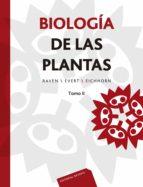 biologia de las plantas (t.2)-evert raven-9788429118421