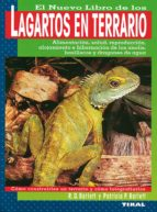 el nuevo libro de los lagartos en terrario-r.d barlett-9788430587421