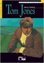 tom jones (pre intermediate) (eso 4   bachillerato) (incluye cd) henri fielding justin rainey 9788431672621