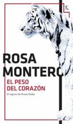 el peso del corazón (ebook)-rosa montero-9788432224621