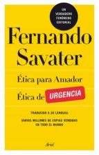 pack etica para amador / etica de urgencia-fernando savater-9788434422421