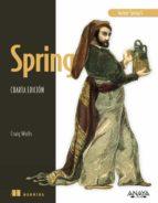 spring (4ª ed.) craig walls 9788441536821