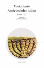 antiguedades judias flavio josefo 9788446007821