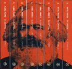 el capital (8 vols.) (incluye estudio prelim.) (2ª ed.) karl marx 9788446012221