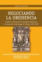 negociando la obediencia-arrigo amadori-9788447214921
