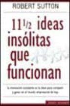 11 1/2 Ideas insolitas que funcionan Descargador de libros en línea google en pdf