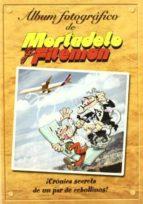 album fotografico de mortadelo y filemon f. ibañez 9788466612821