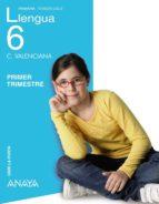 Llengua obri la porta 6 - Descargar libros de texto en el móvil
