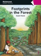 footprints in the forest + cd-9788466811521