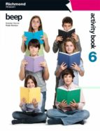 beep 6 activity  book pack-9788466815321