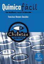 quimica facil para bachillerato (chuletas) 9788467027921
