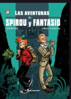 spirou y fantasio de yoann y vehlmann fabien velhmann yoann chivard 9788467498721