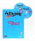 francés  adosphère 3º eso cahier d activités 9788467545821