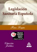 legislacion sanitaria española 9788467600421