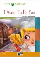 i want to be you book + cd rom 9788468204321