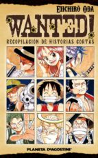 wanted (one piece) eiichiro oda 9788468402321