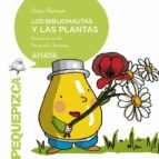 los biblionautas y las plantas-ana alonso-9788469848821