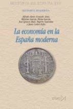 la economia en la españa moderna-9788470904721