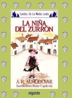 la niña del zurron-antonio rodriguez almodovar-9788476470121