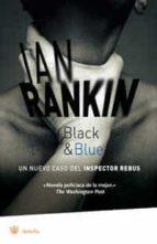 black and blue ian rankin 9788478713721