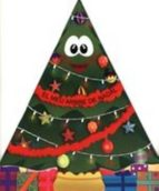 el meu arbre de nadal    (lletra de pal)-9788478875221