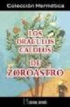 los oraculos caldeos de zoroastro-9788479103521